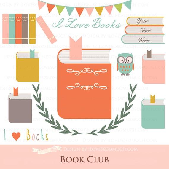 free clip art for book club - photo #13
