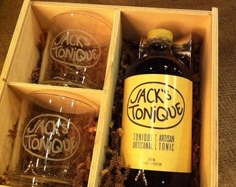 Jack's Tonique Gift Box Set