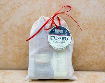 Beard Grooming Kit Mustache Kit, Beard Kit, Beard Oil And Balm Kit Mustache Wax, Valentine Gift Includes Soap