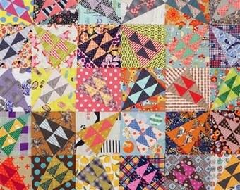 A Wild Ride Pattern by Jen Kingwell Designs.