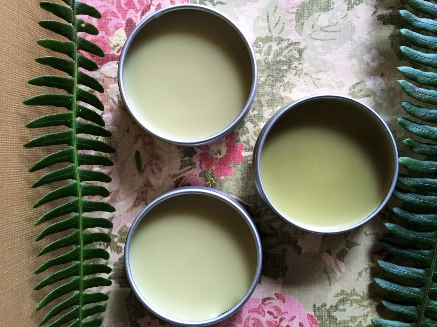 Natural herbal infused and aromatic deodorant Citrus or Woodsy or Floral