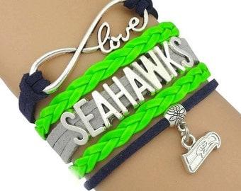 Hawks infinite love bracelet