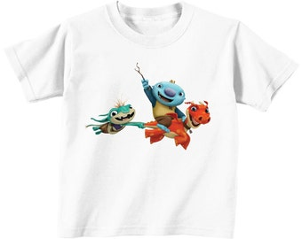 Wallykazam t-shirt  Custom (colors)