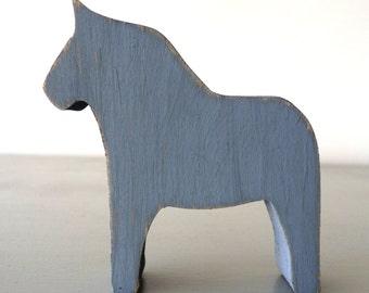 Scandinavian Style Dala Horse