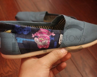 Custom Alice in Wonderland - Toms