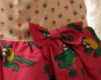 Three Tier Sassy Skirt with Crinoline