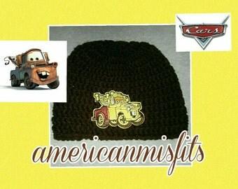 Tow-ma-tor beanie hat
