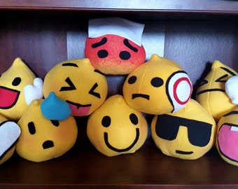 Handmade Vindictus Emoticon Plushies/Plush