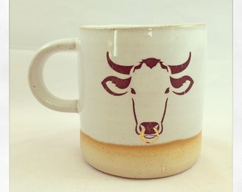 A Little Bull Mug