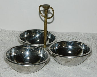 SERVICE hors d'oeuvres. french vintage