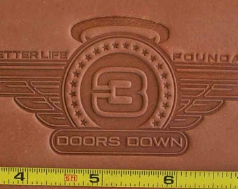 Leather Belt Embossing Stamp