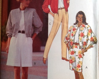 Butterick 6169 Sewing Pattern (Vintage) UNCUT