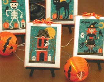 "TINY MODERNIST ""Halloween Cuties"" 
