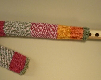 Hand crafted Flute Sock!