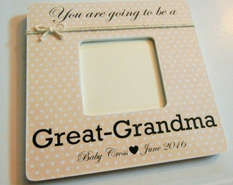 """Shop """"great grandma gift"""" in Craft Supplies & Tools"""
