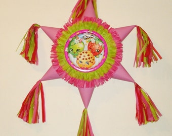 Shopkins piñata.