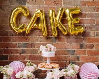 cake balloons gold foil mylar letter wedding balloons balloon banner large balloons letter alphabet balloons wedding bridal shower baby
