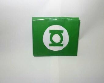 Green Lantern Accordion Wallet