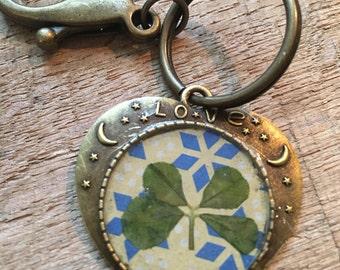 Lucky Love Keychain