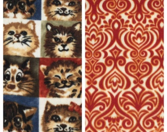 Fleece Cat Blanket(C228)
