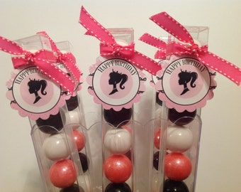 Barbie Ken - Party Favor Gumball Candy