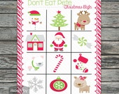 Don't Eat Pete Christmas Game