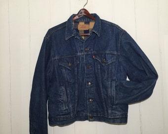 Levi Strauss, Levi Jacket, Levi Denim Jacket, Trucker, Retro, mens levi jacket, Winter Jacket, Levi's Jacket, Levis Denim Jacket
