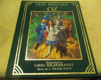 New The Wizard of Oz by Greg hildebrandt