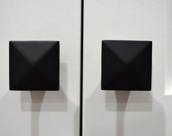 door knob,black matte cabinet door knob,knobs,contermporary