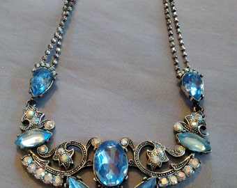 Vintage Avon Rhinestone Necklace
