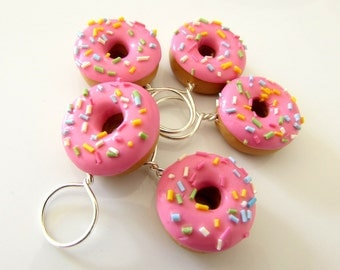 Doughnut Stitchmarkers