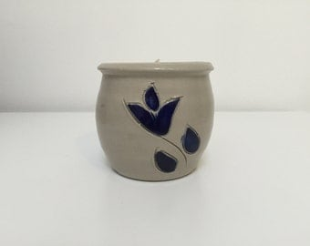 Citronella soy all natural hand poured candle