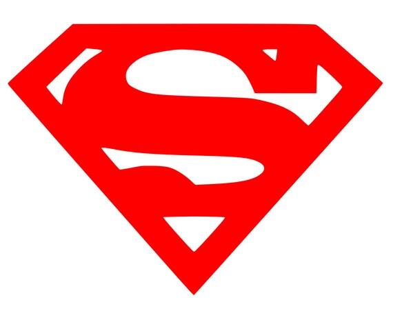Superman Decal Pop Culture Sci Fi Decals Smartphone
