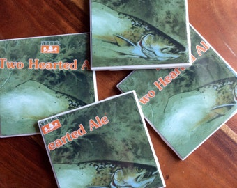 Bell's Two Hearted Ale Beer Coasters