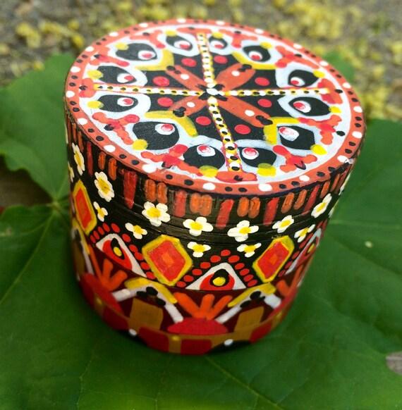 Somango Hand Painted Grinder