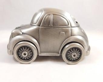 Child's VW Beetle Car Bank