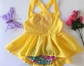 Baby girl spring dress... Summer dress.. Easter... 4t