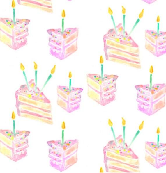 Birthday Leggings // Cake Leggings // Birthday By JolieandJune