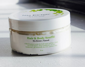 Hair and Body Souffle