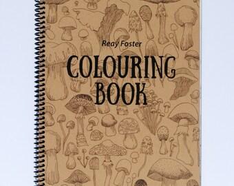 Colouring Book - 25 original drawings -
