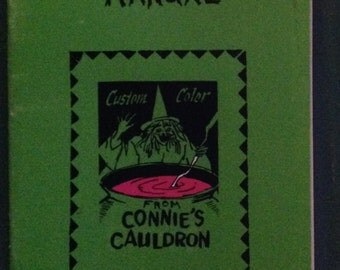 Great Dye Book, Connie's Cauldron, wonderful colors, hard to find!