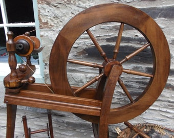 Spinning Wheel Ashford Traditional 1980s