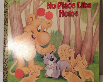 Vintage 1987 crispy in no place like home book
