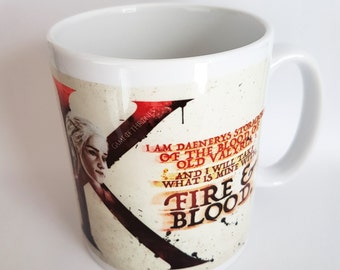 Khaleesi Game of Thrones Mug