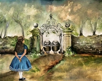 Alice *Limited edition print*