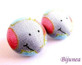 Elephant earrings - Elephant stud earrings - Elephant posts - Elephant studs - Elephant post earrings sf315