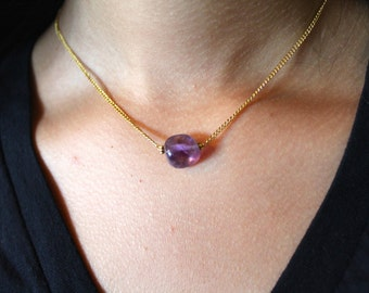 Amethyst II Necklace