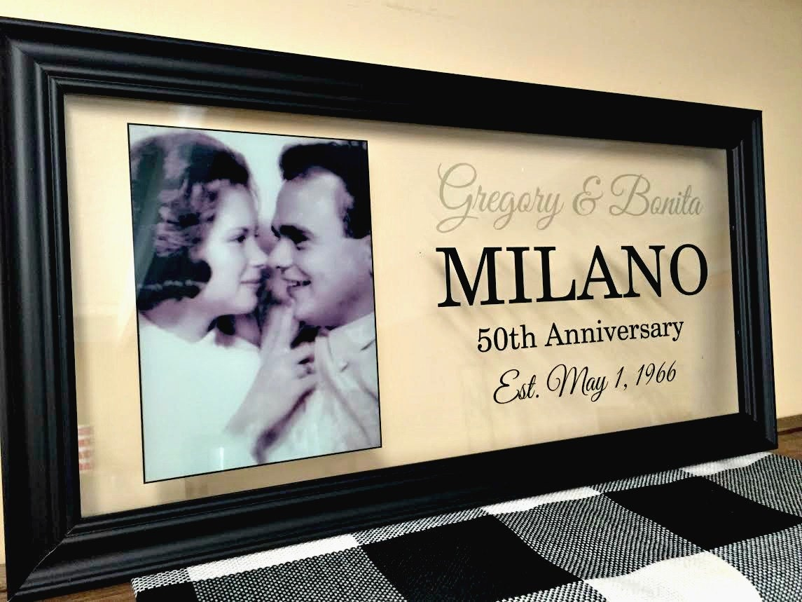 Fiftieth Wedding Anniversary Gifts: 50th Anniversary Gifts 50th Wedding Anniversary Gifts For
