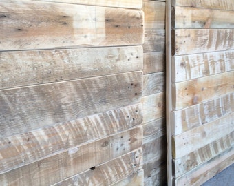 UK Pallet Wood Blanks For Sale to make Pallet Furniture. Buy this Wooden Canvas to Make Art, Table, Shelf or Photography / Display Backdrop
