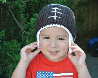 Football hat!